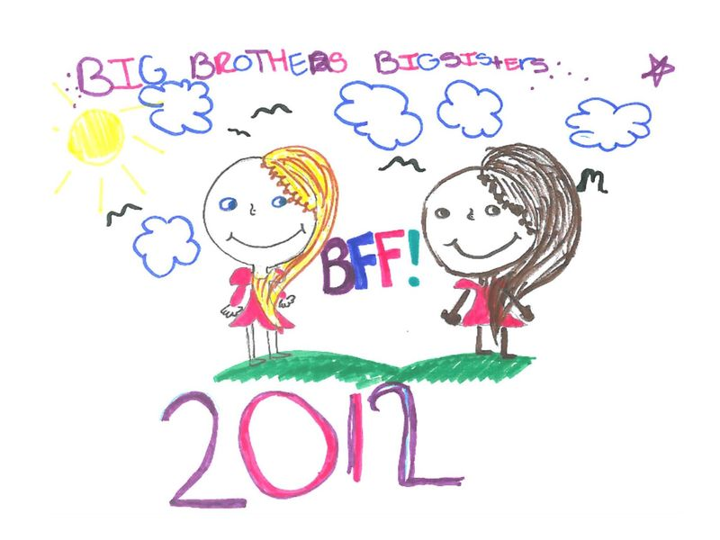 Big Brothers Big Sisters Calendar Cover